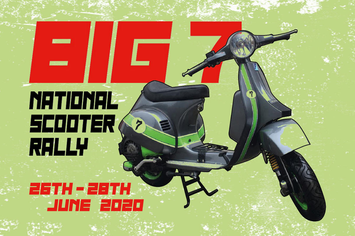 Big 7 National Scooter Rally 2020 Glamping