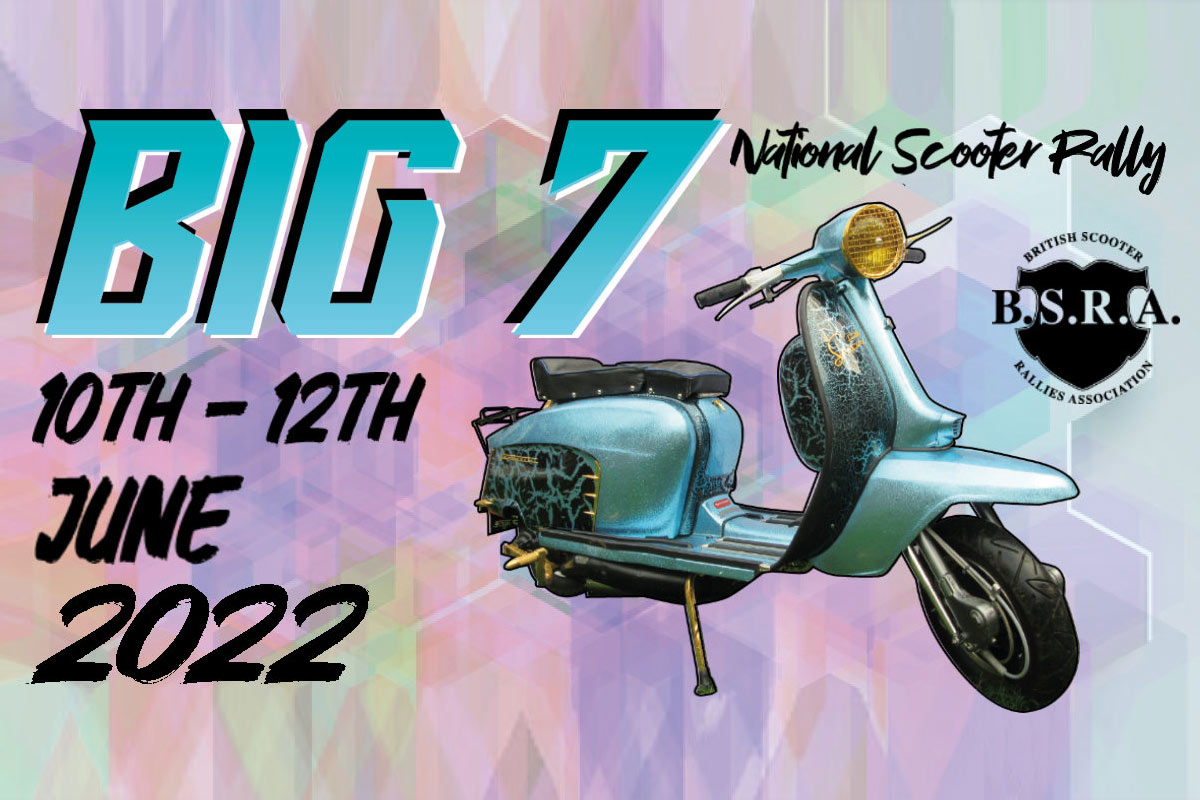 Big 7 National Scooter Rally 2021 Glamping