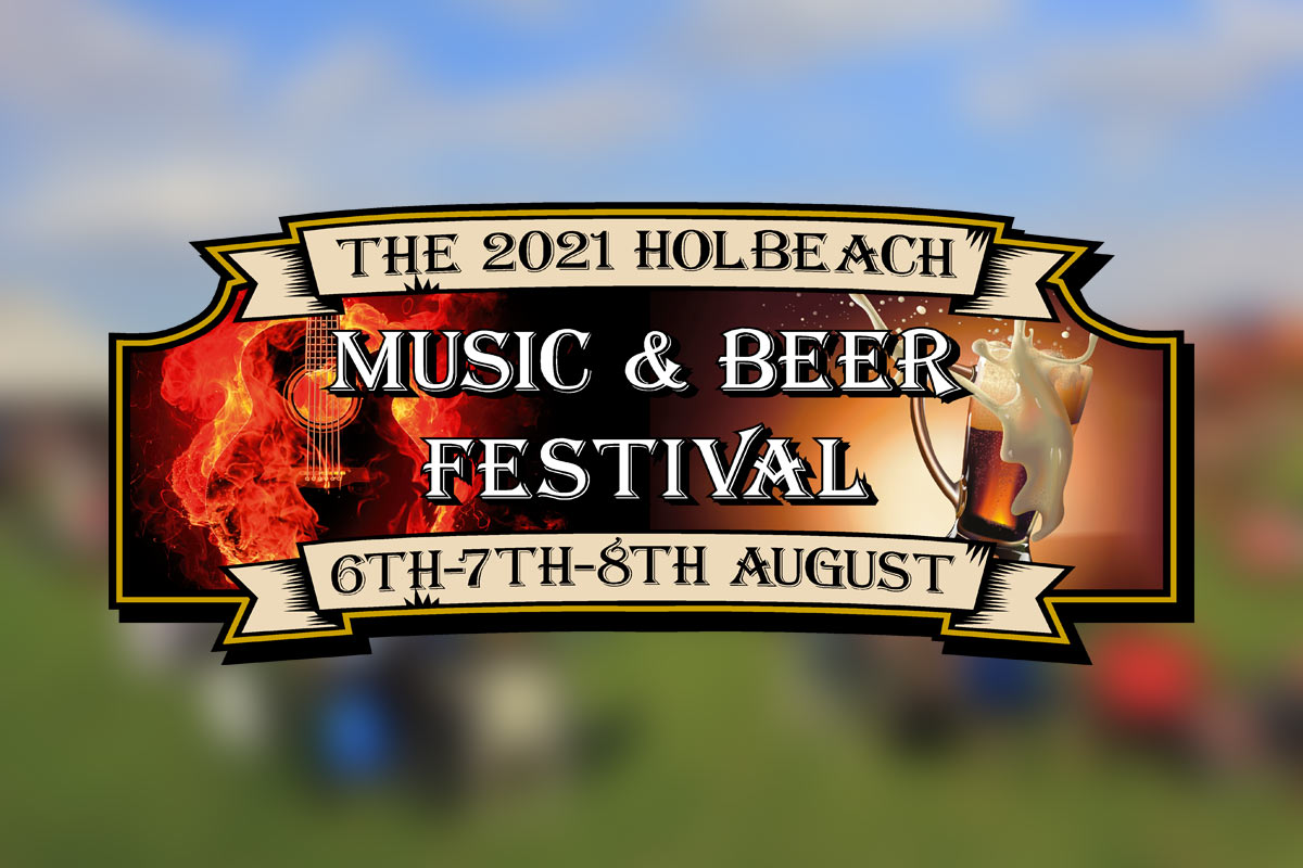 Holbeach Music & Beer Festival 2021 Glamping