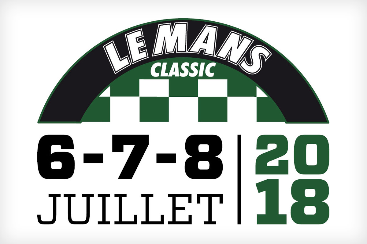 Le Mans Classic 2018 Glamping