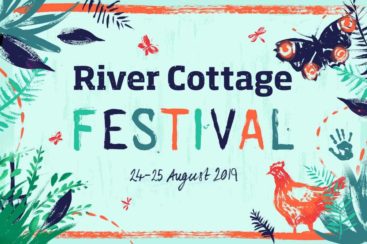 River Cottage Festival 2019 Glamping