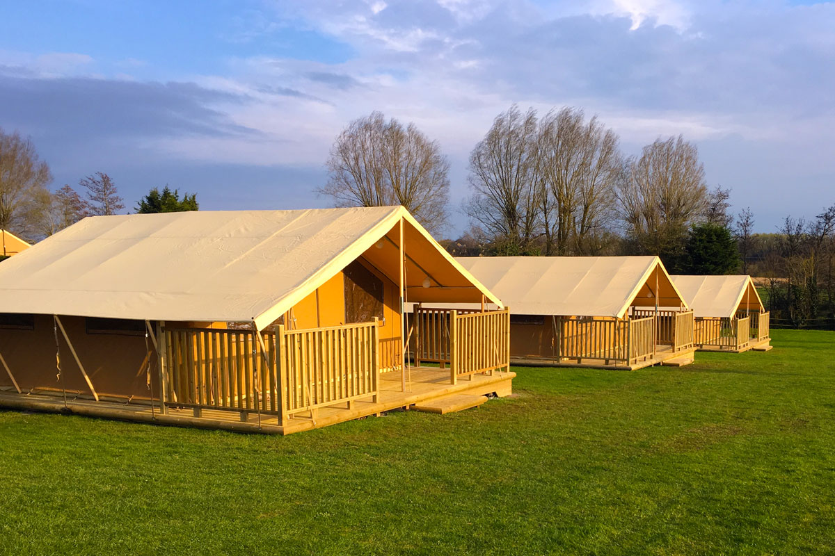 Glamping Installation & Campsite Set-up