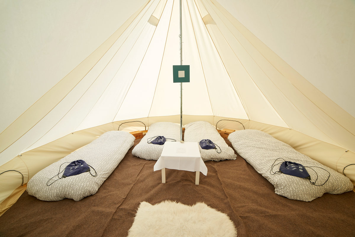 Honeybells Luxury Bell Tent Hire & Event Glamping