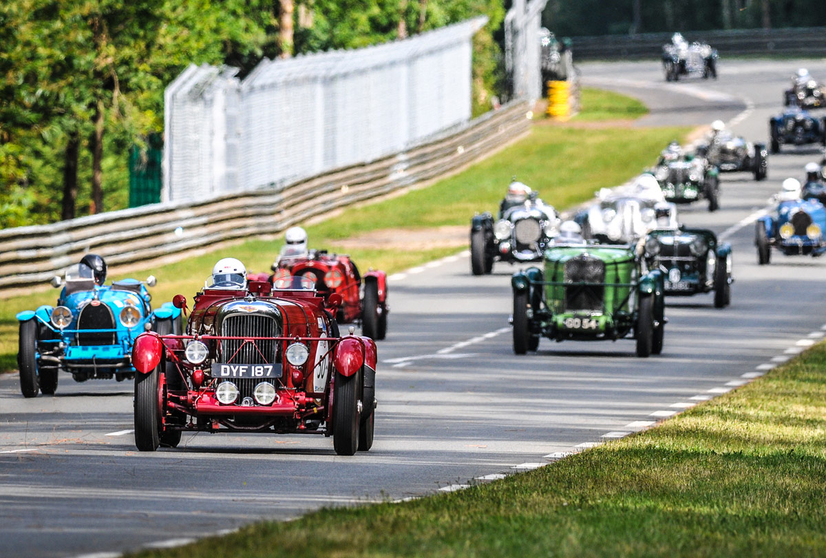 Le Mans Classic 2020 Glamping with Honeybells
