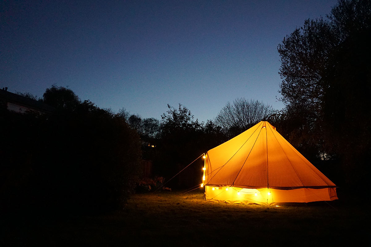 Glamping Partnership Opportunites from Honeybells