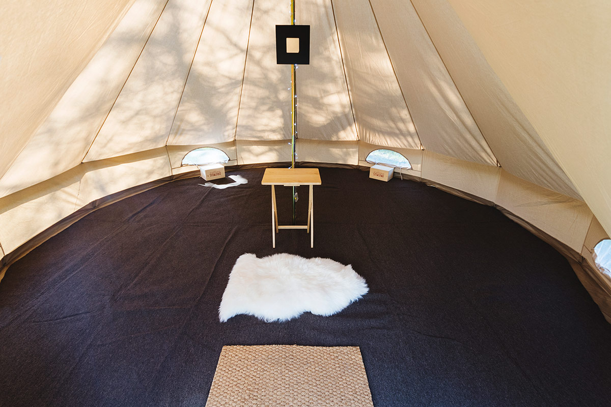 Honeybells Classic 6 Person Bell Tent