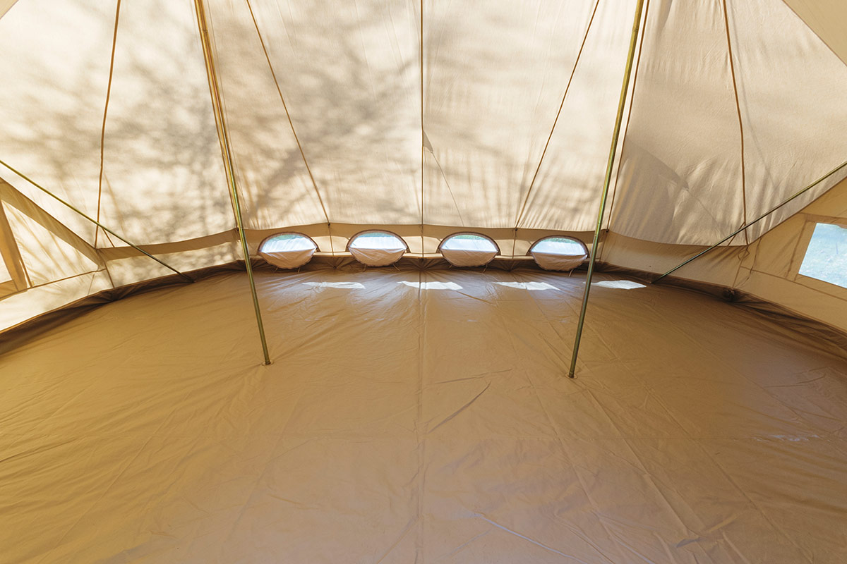 Honeybells Standard 8 Person Bell Tent