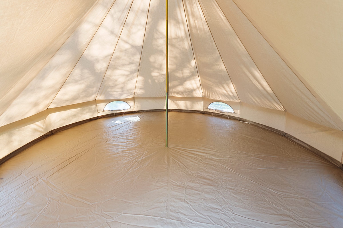 Honeybells Standard 6 Person Bell Tent
