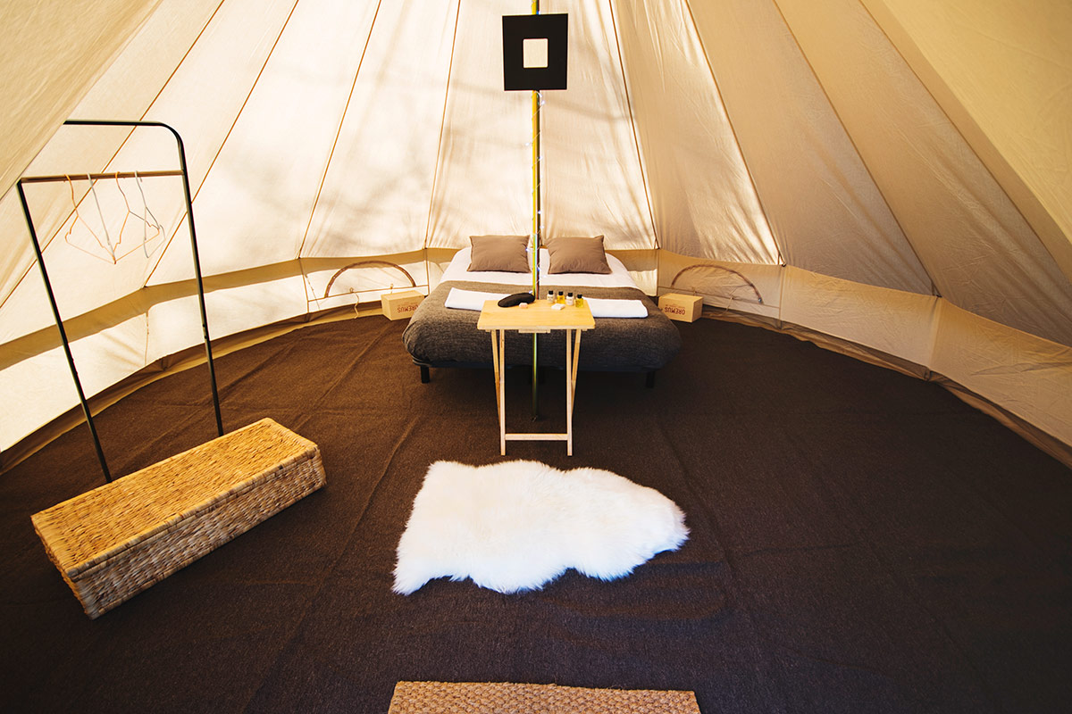 Honeybells Super Lux 2 Person Bell Tent