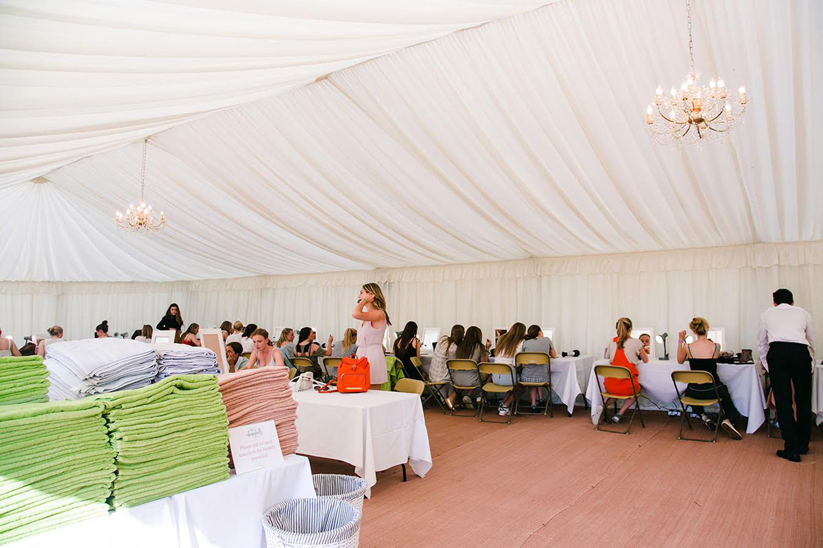 Private Party & Corporate Event Tent Hire from Honeybells
