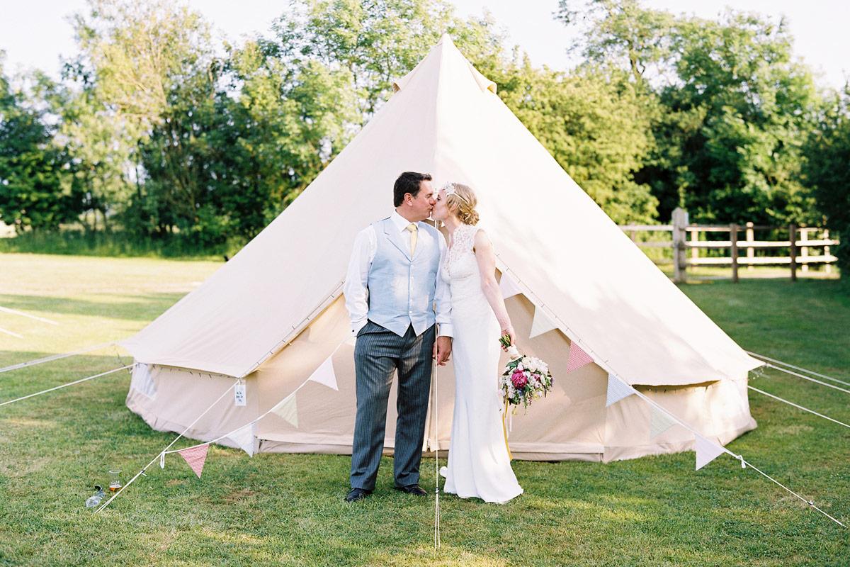 Glamping Weddings & Weddings Tents